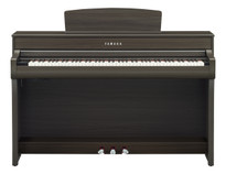 Yamaha CLP745DW Dark Walnut Clavinova Digital Piano