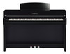 Yamaha CLP745PE Polished Ebony Clavinova Digital Piano