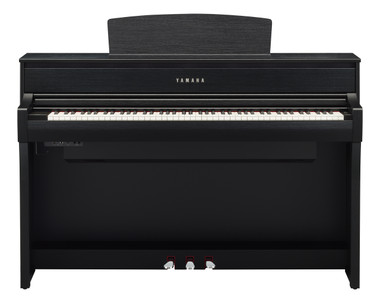 Yamaha CLP775B Black Satin Clavinova Digital Piano