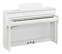 Yamaha CLP775W White Clavinova Digital Piano