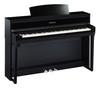 Yamaha CLP775PE Polished Ebony Clavinova Digital Piano