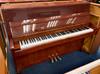 Waldstein 108 Mahogany Polyester Upright Piano