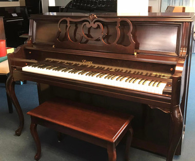 Essex EUP116 Rosewood Satin Upright Piano
