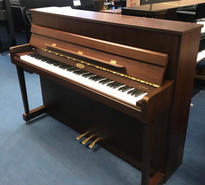 Kemble Oxford Mahogany Upright Piano