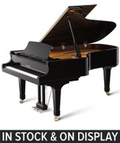 Kawai GX6 grand piano in stock and on display in our Cobham showroom