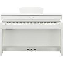 Yamaha CLP535WH White Satin Digital Piano Clavinova