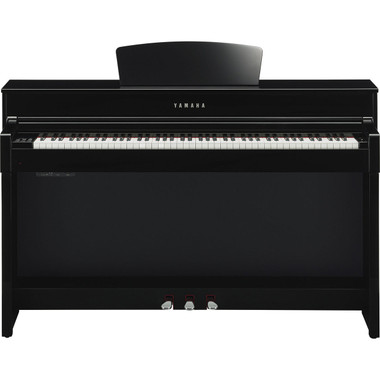 Yamaha CLP535PE Polished Ebony Clavinova Digital Piano