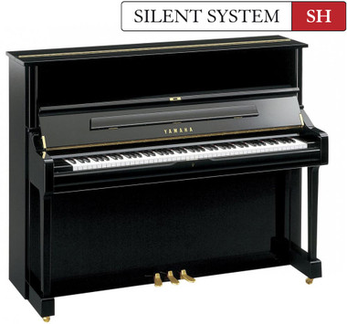 Yamaha U1SH silent upright piano