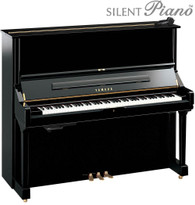 Yamaha U3SH silent upright piano from www.SheargoldMusic.co.uk