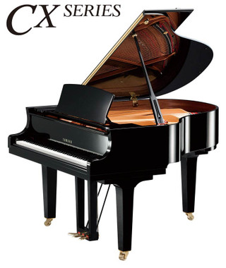 "Yamaha C1X 5'3"" grand piano from Sheargold Pianos"