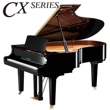 """Yamaha C5X 6'7"""" grand piano from Sheargold Pianos"""