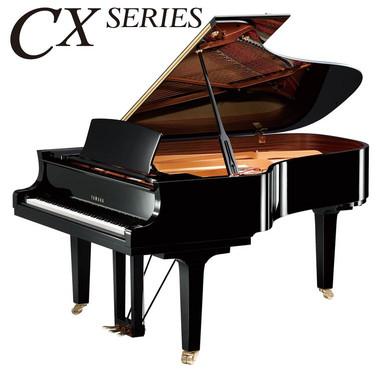 """Yamaha C6X 7'0"""" grand piano from Sheargold Pianos"""