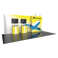 Vector 10x20 Back Wall Displays