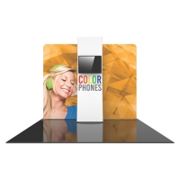 Formulate 10x10 Fabric Displays