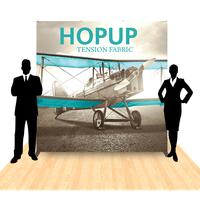 Hopup Tension Fabric Displays