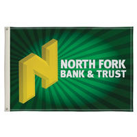 Custom Printed Fabric Flags