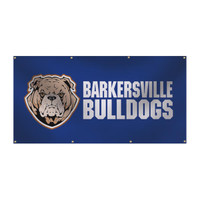 3' x 6' 13 oz. Smooth Vinyl Single-Sided Interior Banner