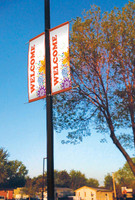 """24"""" x 36"""" 18 oz. Double Sided Boulevard Banner"""