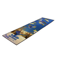 3' X 10' Outdoor Floor Hugger Mat Imprinted