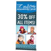 Four Season Retractor Banner Display Kit