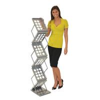 ZedUP 1 Literature Rack Stand