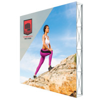 Lumiere Light Wall 10 Ft. X 10 Ft. No Lights - Single-Sided Graphic Package