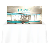 5ft x 2.5ft Table Top Hop Up Display (2x1)