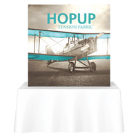 5ft Table Top Hop Up Display (2x2)