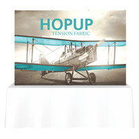 7.5ft Table Top Hop Up Display (3x2)