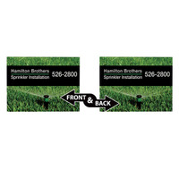 """24"""" x 18"""" Corrugated Plastic Sign (2-Sided)"""