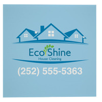 """24"""" x 24"""" Corrugated Plastic Sign (1-Sided)"""