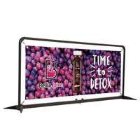 7'  FrameWorx Banner Kit Double-Sided