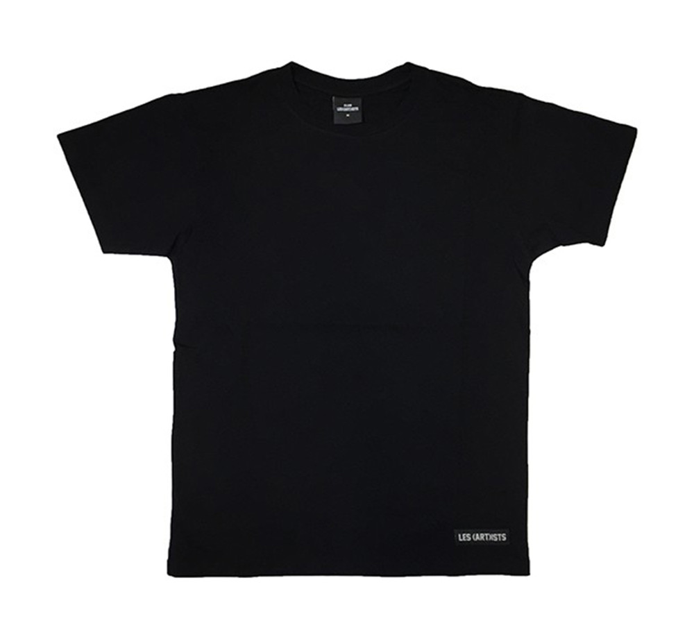 LES (ART)ISTS Black KANYE77 Football Tee