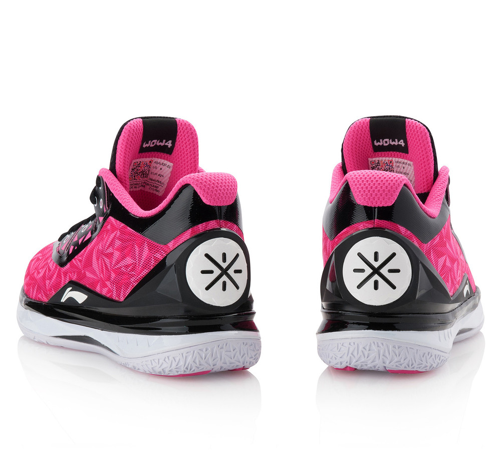 "Li-Ning Way of Wade 4.0 ""Origami Pink"""