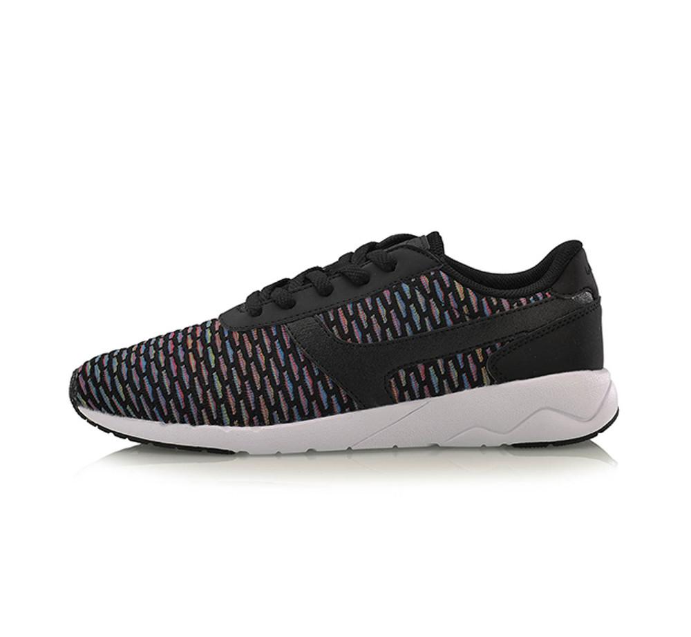 Li-Ning Heather Classic Running Shoe (ARCM003-6)