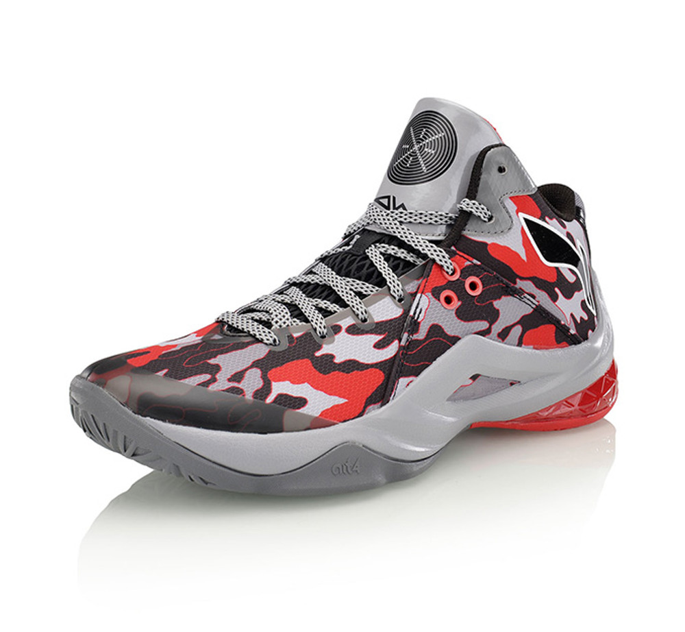 Wade Team 4 Light Version Basketball Shoes ABAM013-1