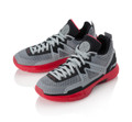 Way of Wade 5 Grey & Lava Red