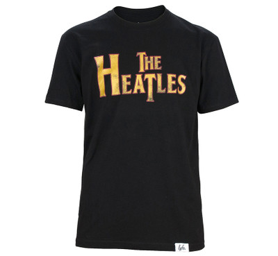 The Heatles Vintage Gold Black - Men