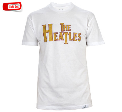 The Heatles Vintage White Hot Gold - Men