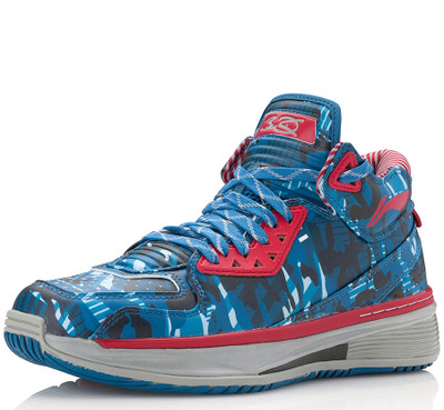 Li-Ning Way of Wade 2.0 SE - Veterans Day aka Blue Camo
