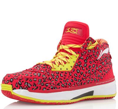 WoW 2.0 SE - Red Leopard