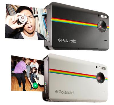 Instant Digital Camera Z2300