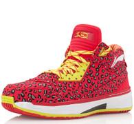 Li-Ning Way of Wade 2.0 SE - Red Leopard