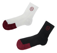 WoW Semi-Terry Quarter Socks AWSK011