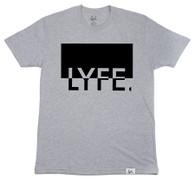 LYFE Split LYFE - Grey/Black