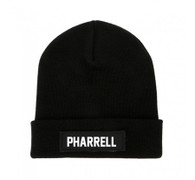 LES (ART)ISTS Black PHARRELL Beanie Patch