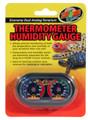 Dual Analog Thermometer & Humidity