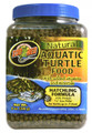 Natural Aquatic Turtle Food Hatchling Formula 7.5oz