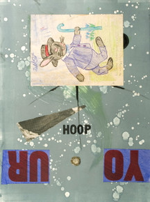 Dutch, Hope Suite, 2009, inkjet print of mixed media, 18 x 24 in., archival carbon print avail.