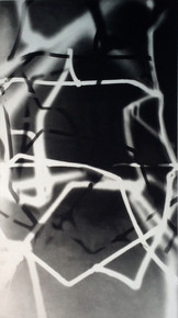 "Calaway, John, untitled (2), 2000, polymer gravure, 26 x 22 in. Arches Cover White, signed lower rt. margin ""Calaway"""